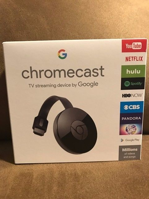 Google Chromecast (2015) Digital HD Jail Broken With Kodi