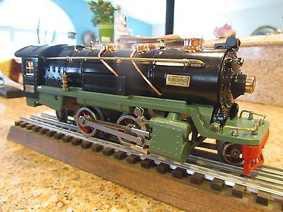 RESTORED LIONEL260E  ENGINE AND TENDER 1930