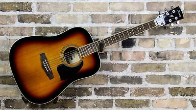Used Ibanez PF15WC Dreadnought Acoustic Guitar - PF15-WC