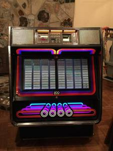 Jukebox for man cave
