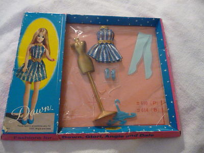 Dawn Doll Dinner Date in package