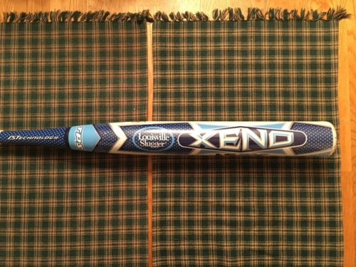 NIW 2013 LOUISVILLE SLUGGER FP13X TPS XENO FASTPITCH SOFTBALL BAT 33/23 (-10)