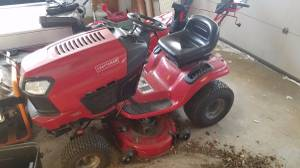 Craftsman T2200 Riding Lawn Mower (Minot)