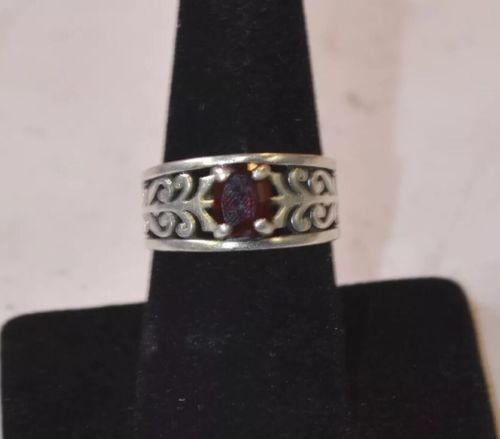 james avery size 7 ring