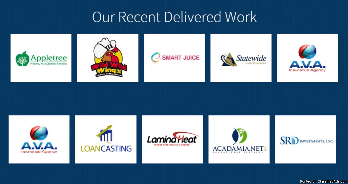 Most Affordable Custom Logo Design Packages