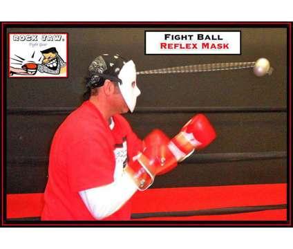 New Latest and Greatest Reflex mask By Rockjaw inc