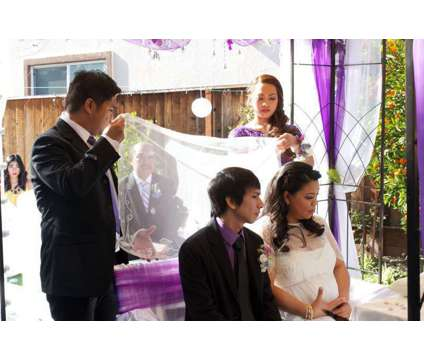 AUTHENTIC: Veil,Cord and Coins Filipino Wedding Ceremony-Padre Burgos