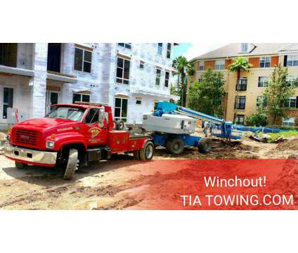 Professional Heavy Duty Towing