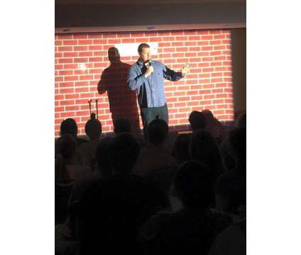 Laugh Riot at Positano Bethesda-Live Standup Comedy Show