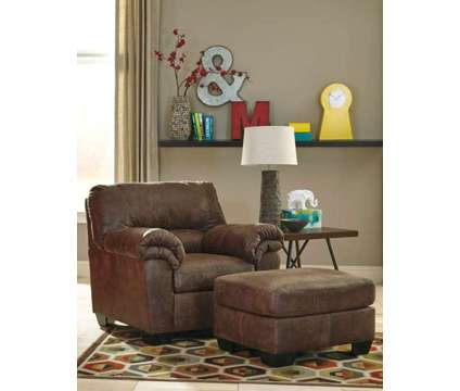 Bomberjack Fabric Sofa and Loveseat