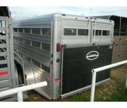 New16' Sundowner Livestock Show Hog Trailer / Lamb Trailer