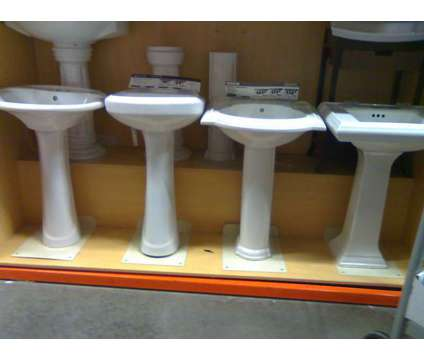 sink - pedestal - lavatory