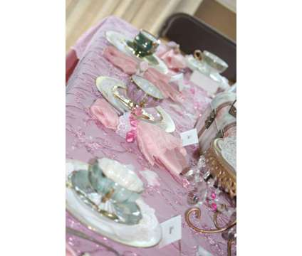 Beautiful Princess & Elegant Tea Parties for Any Occasion