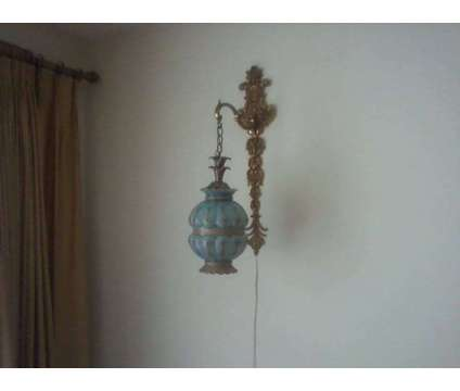 Vintage Antique Furniture Lamp