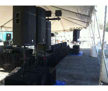 Cleveland Akron Canton Sound System, PA, Event Lighting, AV & Karaoke Rental
