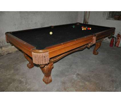 Pool Table Brunswick Billiards Installed New Cloth