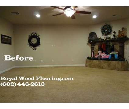 Bamboo wood flooring sanding and refinishing