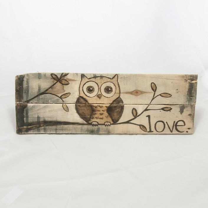 Owl decor Nursery art Nursery decor Owl painting Owl art Baby decor Baby girl Ba