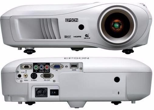 Projector - Epson PowerLite Home Cinema 720