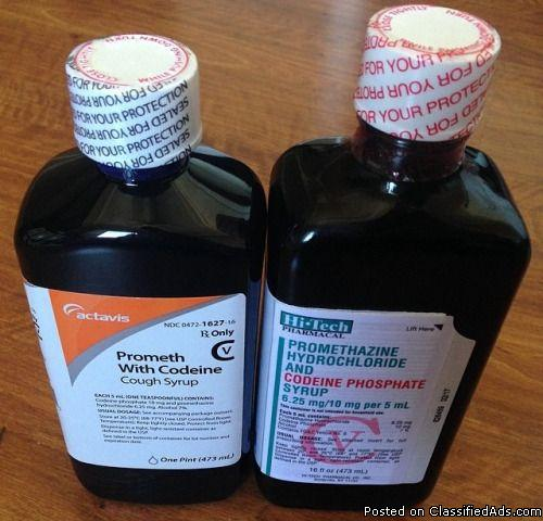 lean and syrup for sale