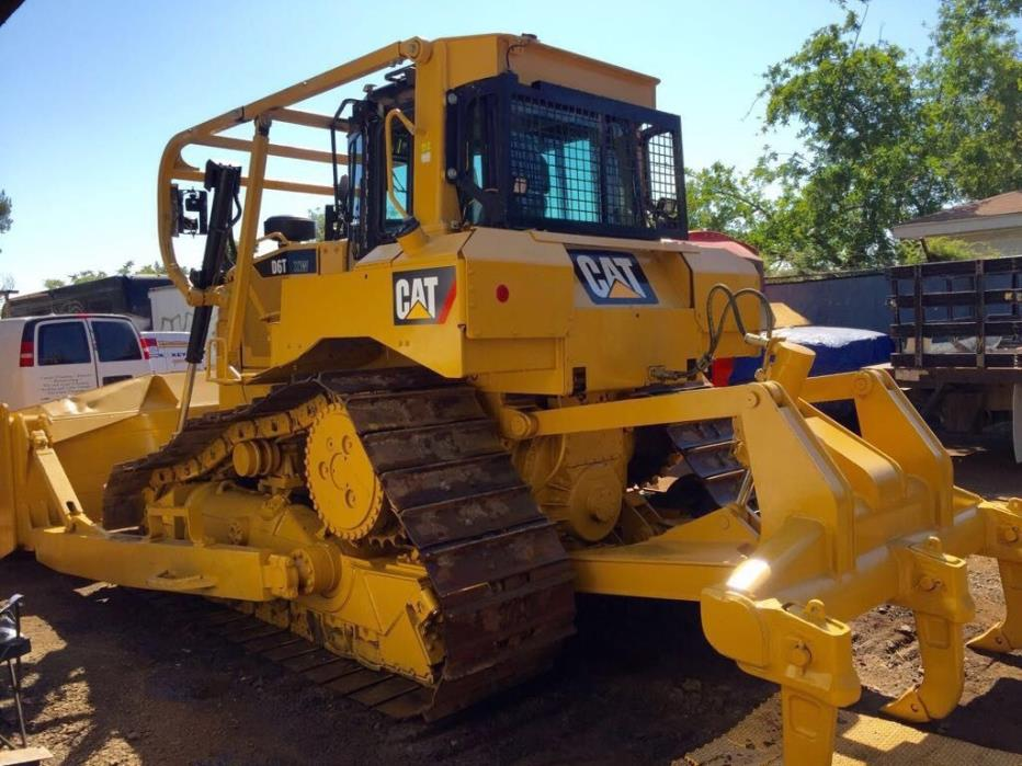 2011 CATERPILLAR D6T XW EXCAVATOR, 5300 hours, EXCELLENT CONDITION