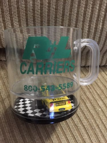 R&L Carriers Matt Kenseth #17 NASCAR Racing Cup With Car Unique Rare