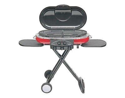 Coleman RoadTrip LXE 2-Burner Grill w/Wheels