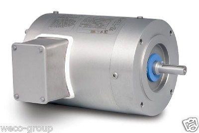 VSSWDM3546  1 HP, 1745 RPM NEW BALDOR ELECTRIC MOTOR