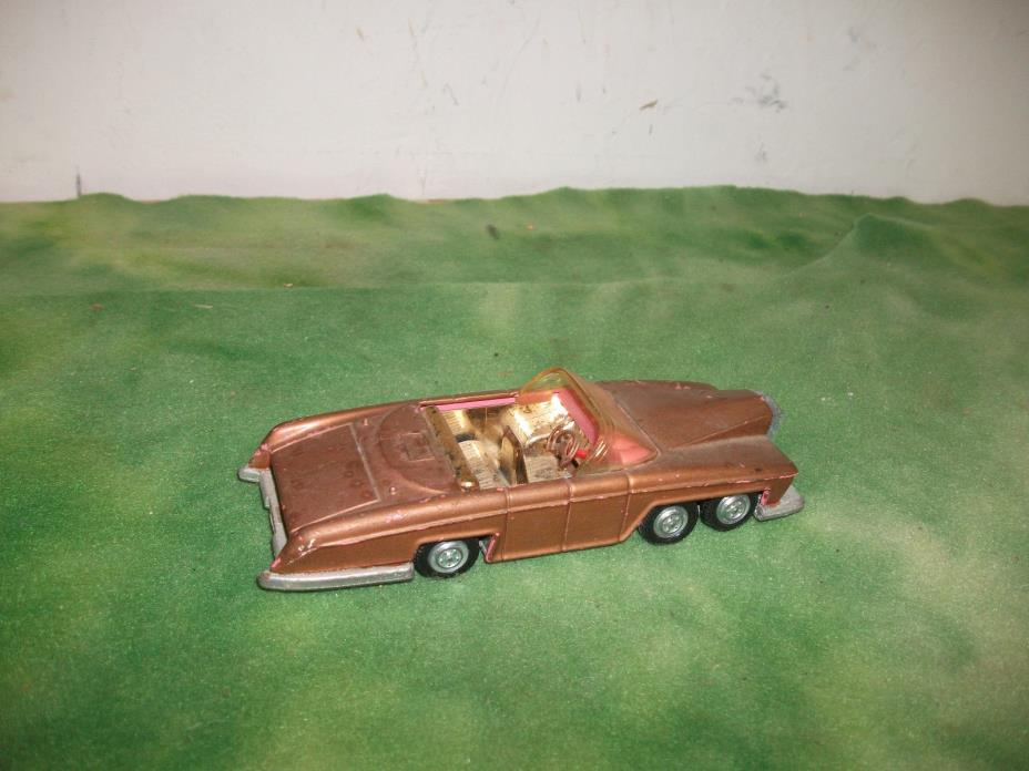 1960's Dinky Toy's  Lady Penelope's Fab-1 Rolls Royce Thunderbird  Cast Metal  .