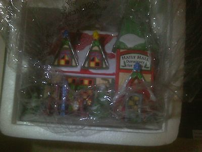 Department 56 North Pole          (HATLY HALL)