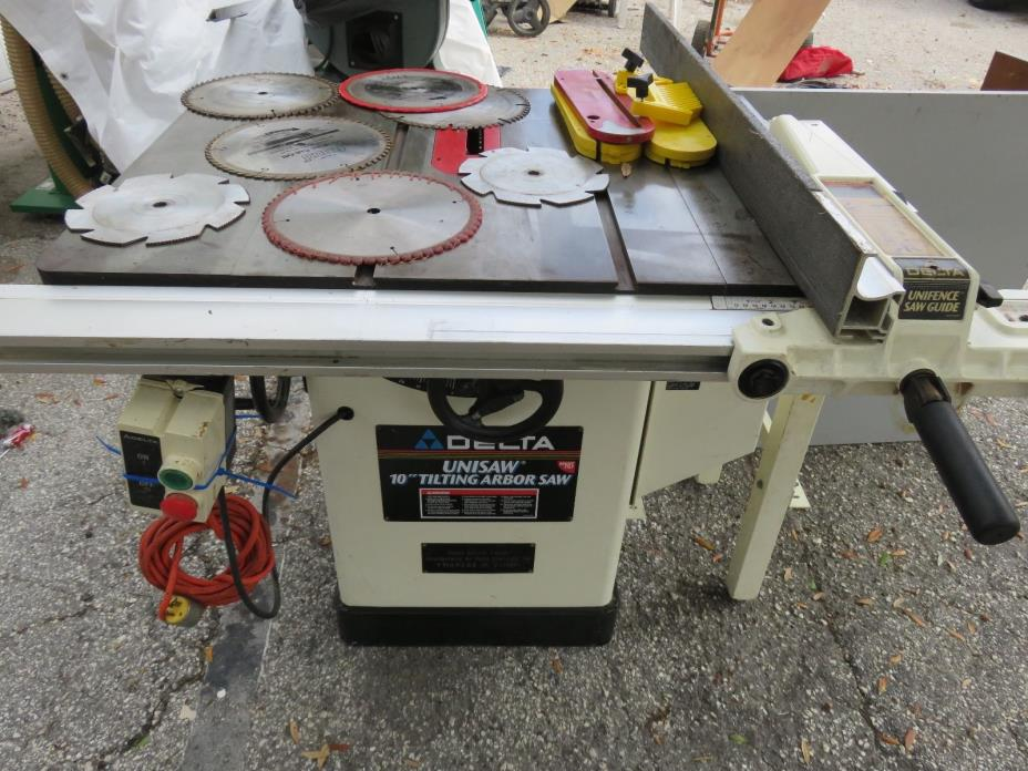 Tilting Arbor Saw - For Sale Classifieds