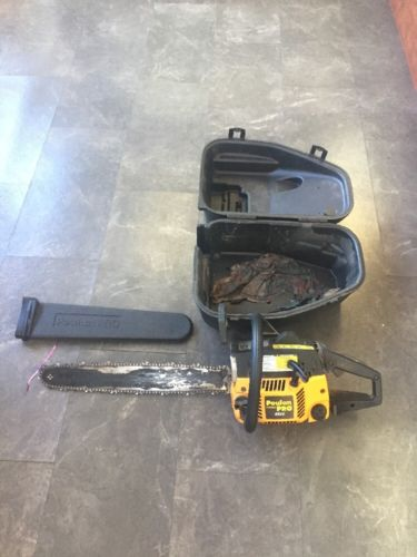 POULAN PRO 46CC PP4620AVX GAS POWERED CHAINSAW 20