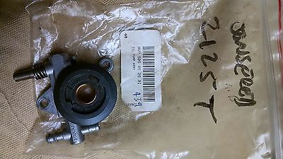 Husqvarna 439, jonsered 2125t oil pump, worm gear