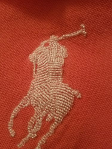 women's Ralph Lauren large 12 12/14 Polo