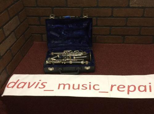 normandy Bb clarinet (stock#634GA)