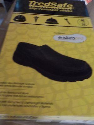 Tredsafe Manon Men's Slip on shoe 12 13 SLIP RESISTANT