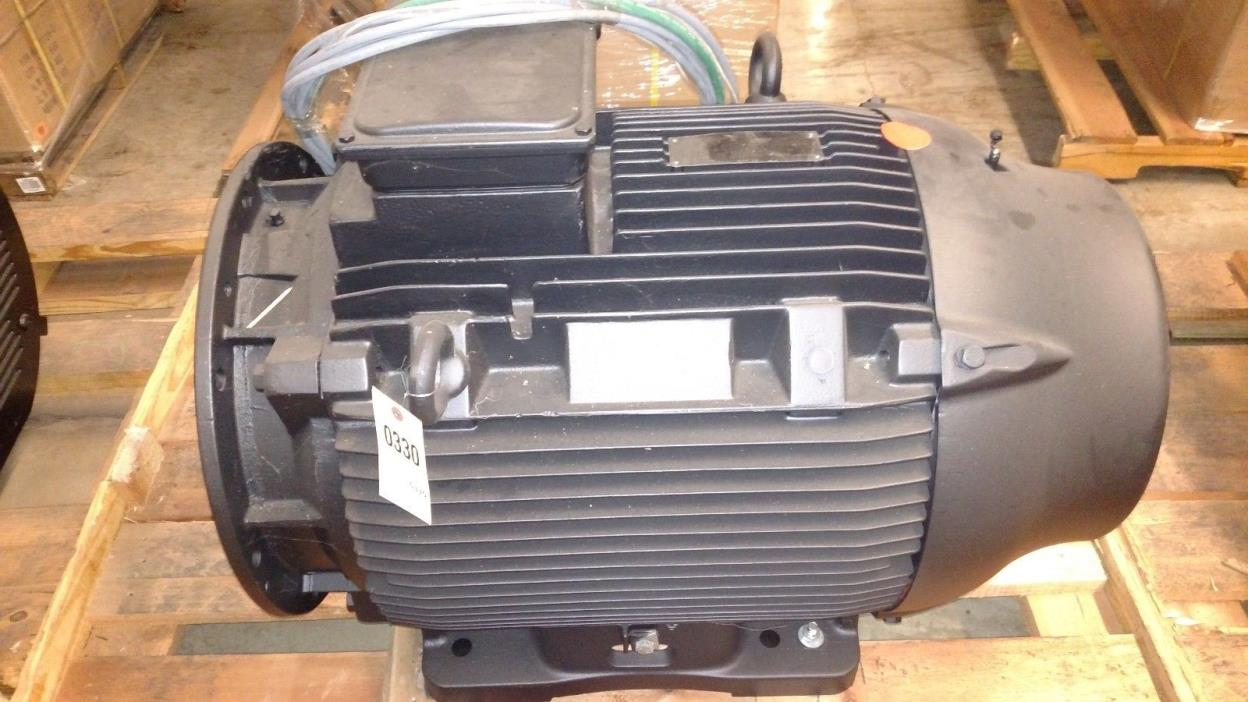 Lot of 20 NEW 125 HP Electric Motors - Ingersoll Rand #23777527 - 575V / 60 HZ