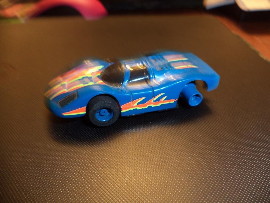 VINTAGE HO SLOT  RACE CAR