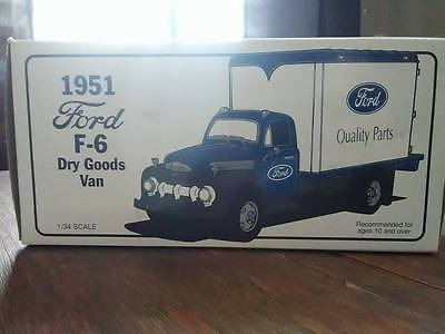 Die-Cast Ford toy Truck