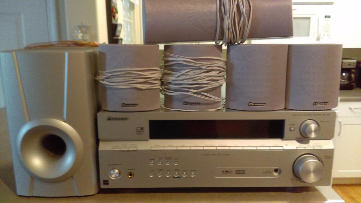 Pioneer Home Surround Sound System
