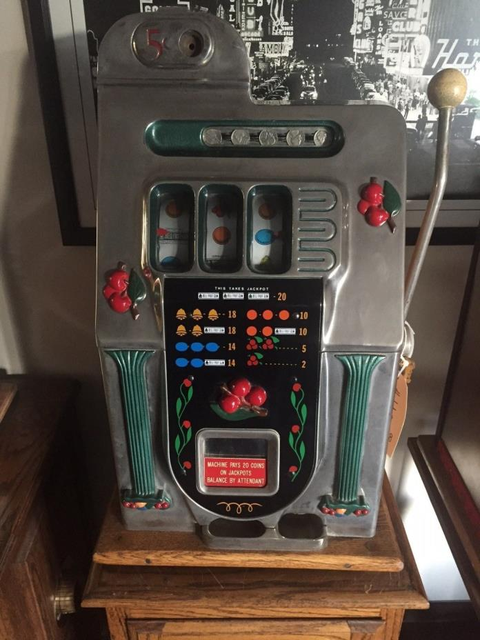 Slot machines sale