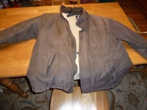 Mens Jackets - Large (Hollins)