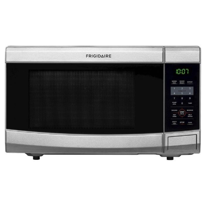 Frigidaire 1.1 Cu. Ft. 1100 Watt Microwave Oven - Stainless steel FFCM1134LS