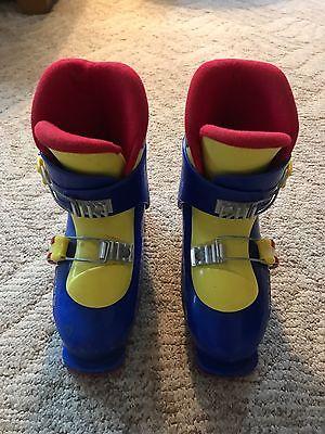 Kids Downhill Ski Boots