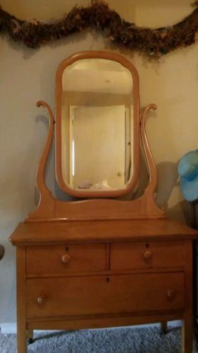 Birdseye Maple Dresser For Sale Classifieds