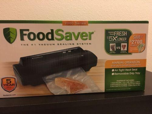 food saver vacuum sealer