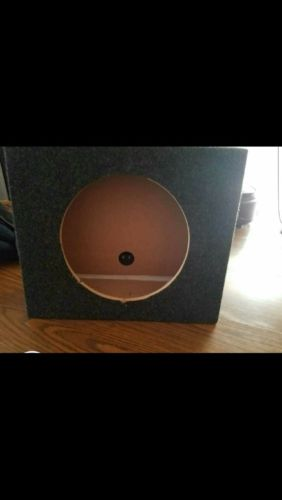 12 Inch Subwoofer Shallow Box