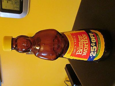 Vintage Mrs. Butterworth Bottle