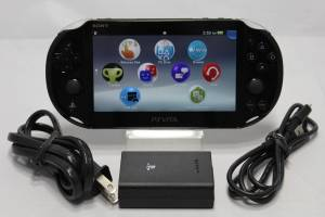 Sony PlayStation Vita WiFi PS Vita Slim Handheld Gaming Console (Fort