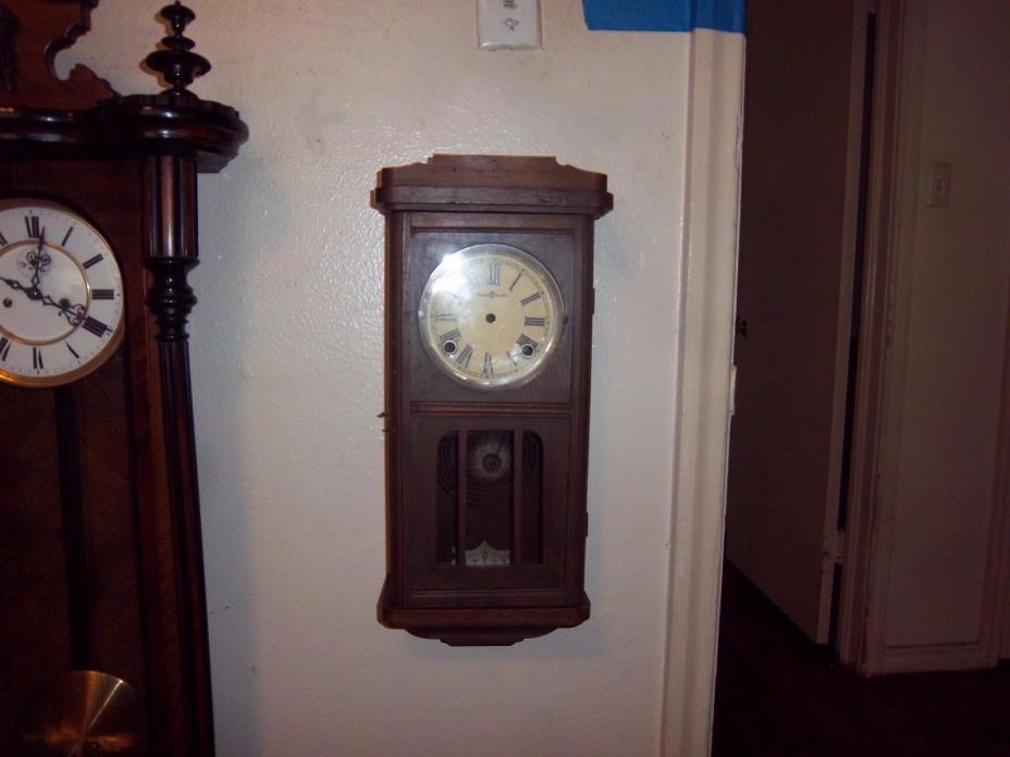 Miniature Wall Clock